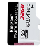 Карта памяти Kingston MicroSDHC 32GB UHS-I Class 10 High Endurance (SDCE/32GB) фото №2