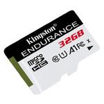 Карта памяти Kingston MicroSDHC 32GB UHS-I Class 10 High Endurance (SDCE/32GB) фото №1