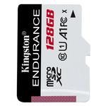 Карта памяти Kingston MicroSDXC 128GB UHS-I Class 10 High Endurance (SDCE/128GB) фото №2