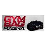 Сумка спортивная Power System PS-7010 Gym Bag Magna Blak/Red (7010BR-4) фото №3