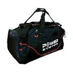 Сумка спортивная Power System PS-7010 Gym Bag Magna Blak/Red (7010BR-4) фото №4