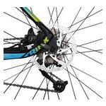 Велосипед Trinx B700 27.5 Matt-Black-Green-Black (B700MBGB) фото №2