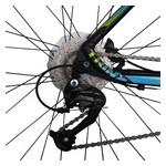 Велосипед Trinx B700 27.5 Matt-Black-Green-Black (B700MBGB) фото №4