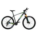 Велосипед Trinx B700 27.5 Matt-Black-Green-Black (B700MBGB) фото №1