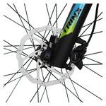 Велосипед Trinx B700 27.5 Matt-Black-Green-Black (B700MBGB) фото №3