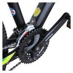 Велосипед Trinx B700 27.5 Matt-Black-Green-Black (B700MBGB) фото №5