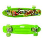 Скейтборд (MS 0749-6Light-Green) фото №1