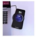 Беспроводное зарядное устройство GM 101 Black (101qw0) фото №1