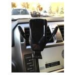Беспроводное зарядное устройство Charger M800 для автомобиля с технологией Qi fast charge Черное (18WR08) (18WR08) фото №2