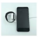 Беспроводное зарядное устройство UTG-T Charger Wireless 2 в 1 с технологией QI для iPhone, Apple Watch (qww07) фото №5