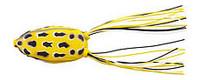 Приманка-жаба резиновая LJ FROG Pro Series 2 / 10.5g/ 001 *6 (140400-001) фото №2