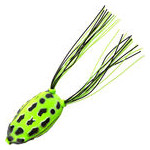 Приманка-жаба резиновая LJ FROG Pro Series 2,6 / 15,5g / 002 *6 (140401-002) фото №1