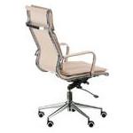 Кресло офисное Special4You Solano 4 Artleather Beige (E5852) фото №6
