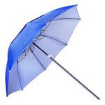 Зонт пляжный Stenson MH-2712 d2.0м с треногой и колышками, синий фото №1