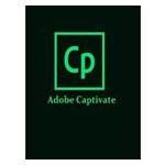 Офисное приложение Adobe Captivate 2019 11 Multiple English AOO License TLP (65294492AD01A00) фото №1