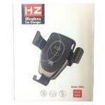 Автомобильный держатель для смартфона Holder HZ WC1 Wireless charger с беспроводной зарядкой (5371) фото №1