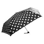 Зонт женский механический Fulton FULL340-white-spot фото №5