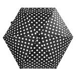 Зонт женский механический Fulton FULL340-white-spot фото №3