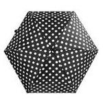 Зонт женский механический Fulton FULL340-white-spot фото №6