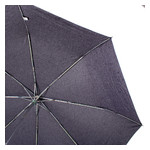 Зонт женский механический Fulton FULL779-Denim-hearts фото №1