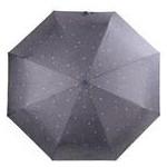 Зонт женский механический Fulton FULL779-Denim-hearts фото №6