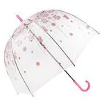 Зонт-трость женский механический Fulton FULL042-Sketchy-springs фото №2