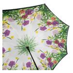 Зонт-трость женский полуавтомат Fulton FULL754-Garden-glow фото №3