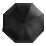 Зонт-трость мужской полуавтомат Fulton FULG894-black фото №3