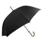 Зонт-трость мужской полуавтомат Fulton FULG894-black фото №1