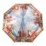 Зонт женский полуавтомат Magic Rain ZMR4333-11 фото №4