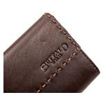 Кошелек мужской кожаный Buffalo Wild DNKCC2-BWJ-brown фото №8