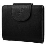 Кошелек женский кожаный Vito Torelli VT-40171-black фото №4