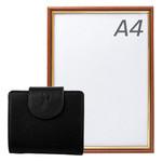 Кошелек женский кожаный Vito Torelli VT-40171-black фото №5