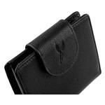 Кошелек женский кожаный Vito Torelli VT-40171-black фото №3