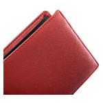 Кошелек мужской кожаный Smithcanova FUL-26826-red-black фото №3