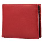 Кошелек мужской кожаный Smithcanova FUL-26826-red-black фото №6