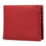 Кошелек мужской кожаный Smithcanova FUL-26826-red-black фото №5