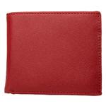 Кошелек мужской кожаный Smithcanova FUL-26826-red-black фото №4