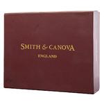 Кошелек мужской кожаный Smithcanova FUL-92402-black фото №8