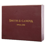 Кошелек мужской кожаный Smithcanova FUL-92410-black фото №6