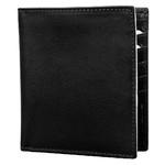 Кошелек мужской кожаный Smithcanova FUL-92410-black фото №3