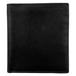 Кошелек мужской кожаный Smithcanova FUL-92410-black фото №5