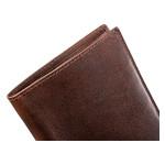 Кошелек мужской кожаный Smithcanova FUL-92410-brown фото №4