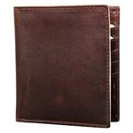 Кошелек мужской кожаный Smithcanova FUL-92410-brown фото №7