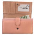 Кошелек женский кожаный 4U Cavaldi DNKPN26-RSN-pink фото №8