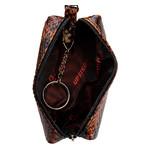 Женская кожаная ключница Desisan SHI207-586 фото №5