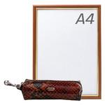 Женская кожаная ключница Desisan SHI207-586 фото №1