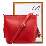 Женская кожаная сумка Eterno 3DET2075-1 фото №7