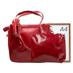 Женская кожаная сумка Eterno 3DETAI2032-1 фото №5