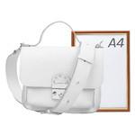 Женская кожаная сумка Eterno AN-KK152-white фото №9